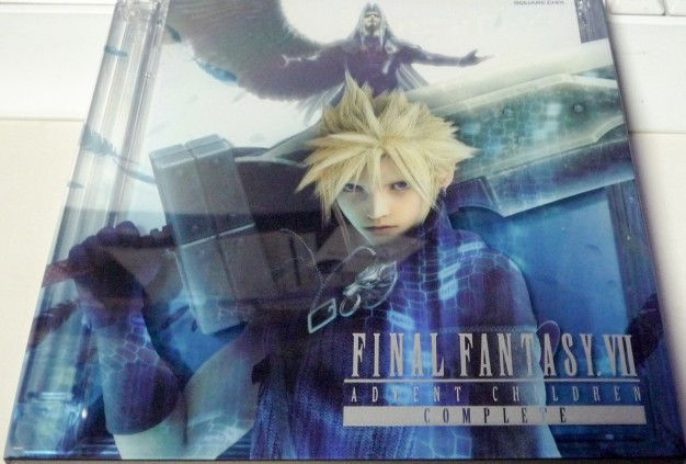 FINAL FANTASY Ⅶ ADVENT CHILDREN COMPLETE